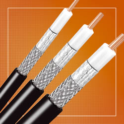 LOW LOSS and RF CABLE 50 OHM