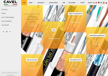Il nuovo sito online